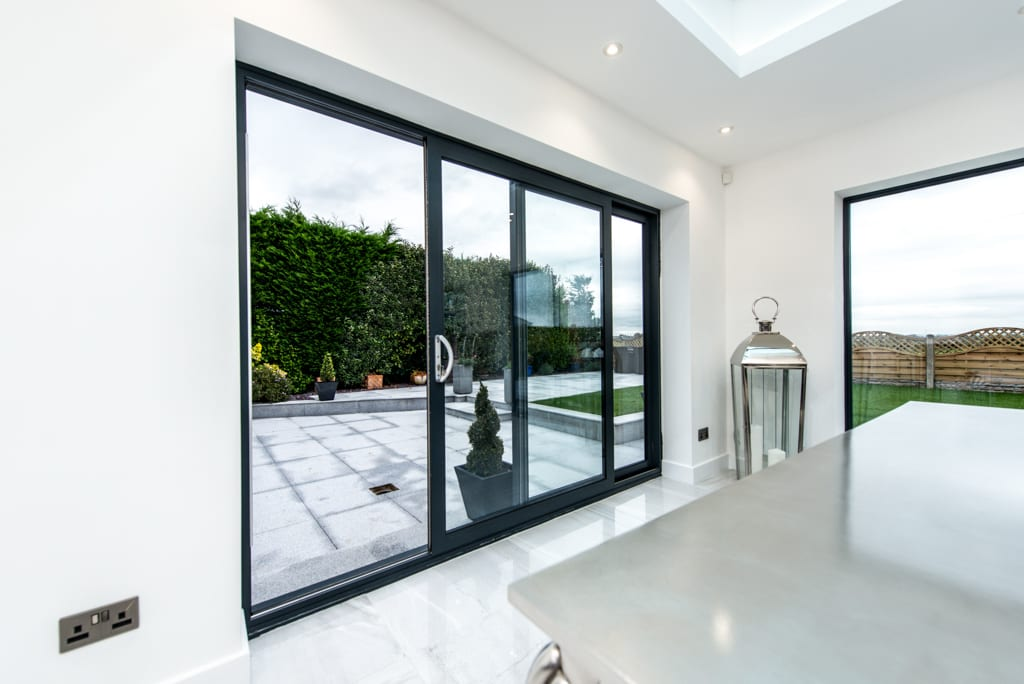 Sliding Patio Doors Affordable Aluminium